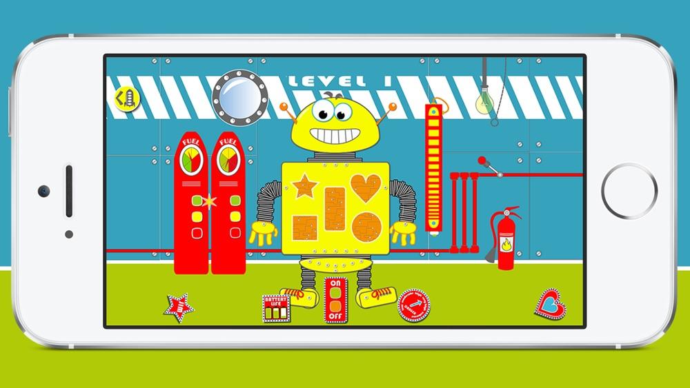 Robo Rocket by Jaca Bee – Robot game for preschool children Cheat Codes