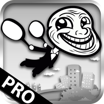 Flappy Troll - Funny Bird fly Best free ride