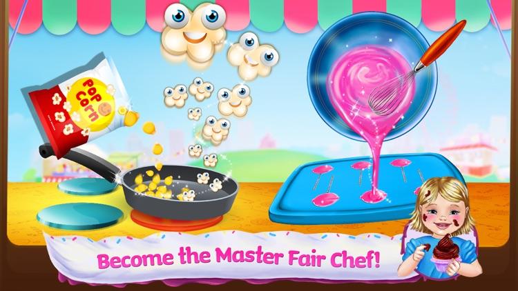 Baby Food Fair - Make, Eat, Play - Have Fun! screenshot-3