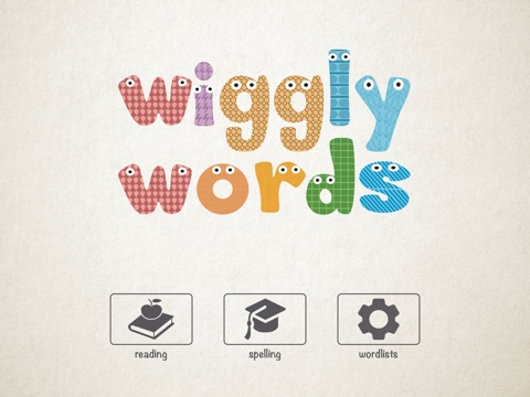 Wiggly Words: Learn to read and spell with phonics Screenshots