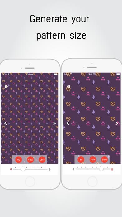 Seamless Lock Screen Wallpaper Maker Free By Gearbizz Ios United States Searchman App Data Information