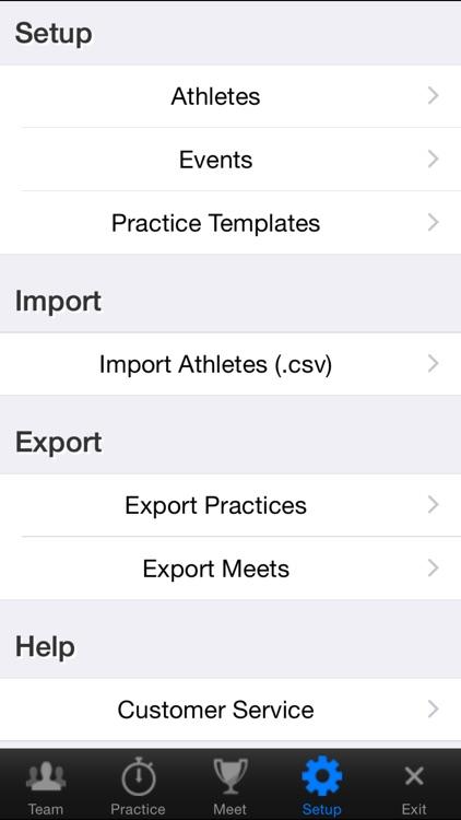 Track Coach Elite screenshot-4