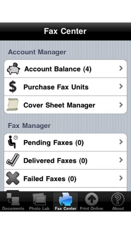 Fax Print Share Lite (+ Postal Mail and Postcards) screenshot-4