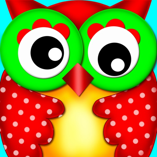 Memory Owl Card Matches Games For Kids