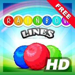 Rainbow Lines HD FREE