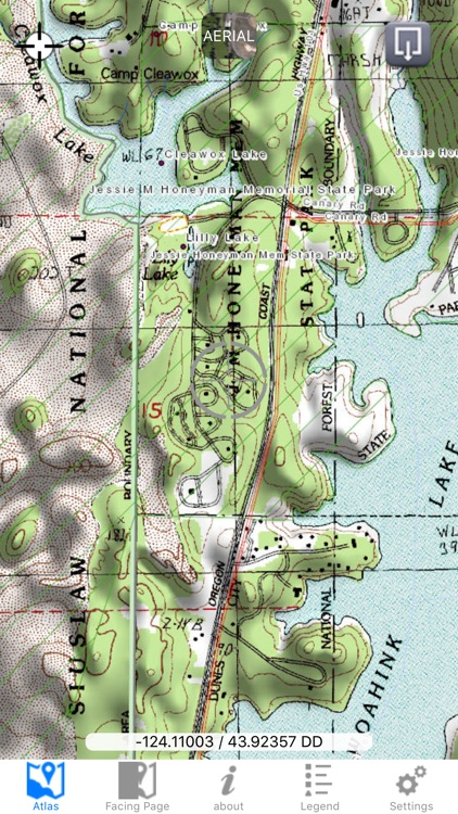 Backcountry Atlas