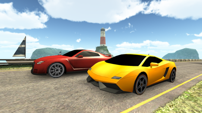 Fun Kid Drag Racing 3D screenshot three
