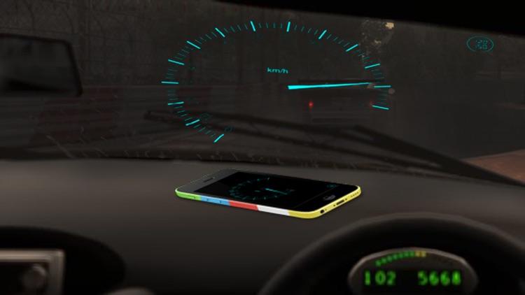 Dynamic Speedometer