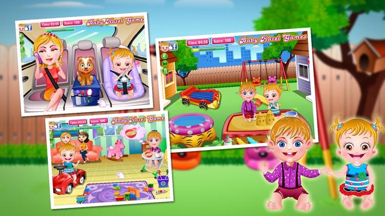 Baby Hazel Playdate screenshot-3