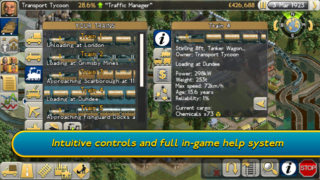 Transport Tycoon Lite on the App Store