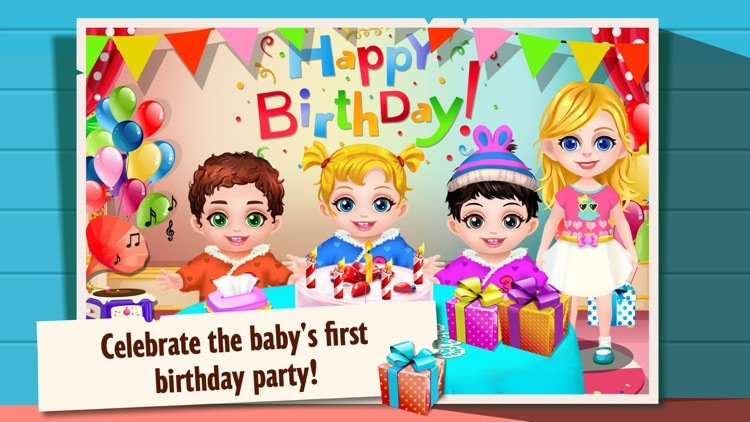 Newborn Siblings - Sister & Brother Baby Care screenshot-3