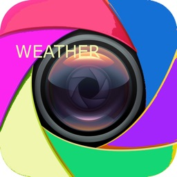 Camera+ : Weather Over Photo