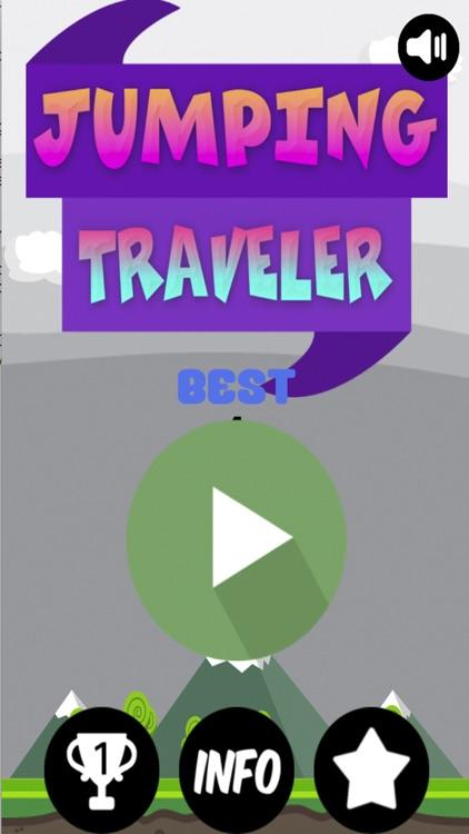 Jumping Traveler - Jump Up Your Way