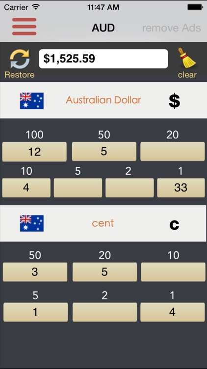 Money Counter Pro screenshot-3