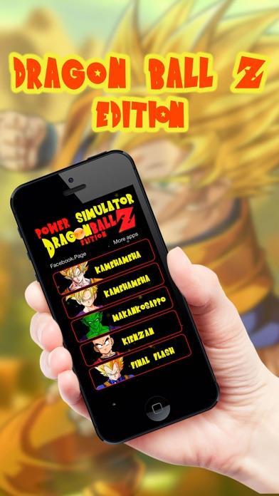 Power シミュレータ - Dragon Ball Z (ドラゴンボールZ) Edition - Make かめはめ波, ファイナルフラッシュ, 魔貫光殺砲 と 気円斬のおすすめ画像5