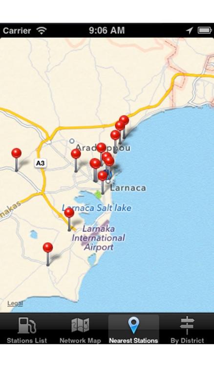 Nearest Service Station >> Petrolina By Petrolina Holdings Public Ltd
