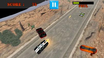 3D Rally Car Shoot-er Mania