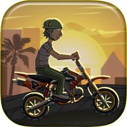 Hippie Bike Ride