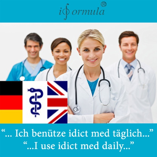 idict med dictionary