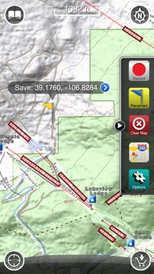 Heavenly GPS: Ski and Snowboard Trail Maps on the App Store on