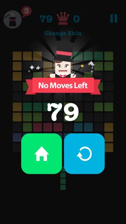 Blocks Mania Puzzle: Candy crossy block - Addictive 10/10 maze game screenshot-3