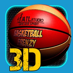 BasketBall Frenzy - 3D