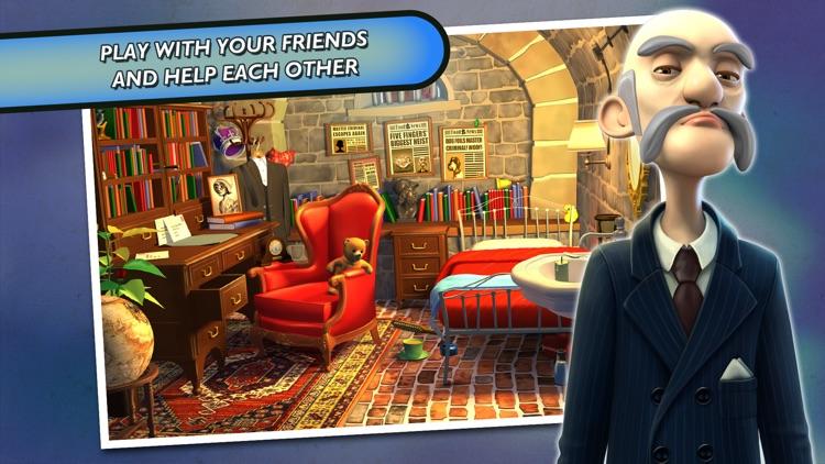 Enigma Express - A Hidden Object Mystery screenshot-3