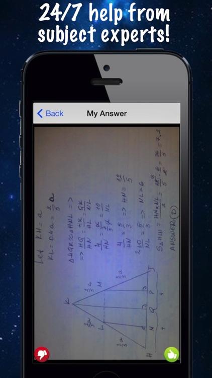 SnapQu- Instant Homework Help