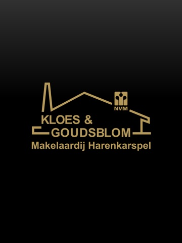 Screenshot of Kloes & Goudsblom Makelaardij Harenkarspel