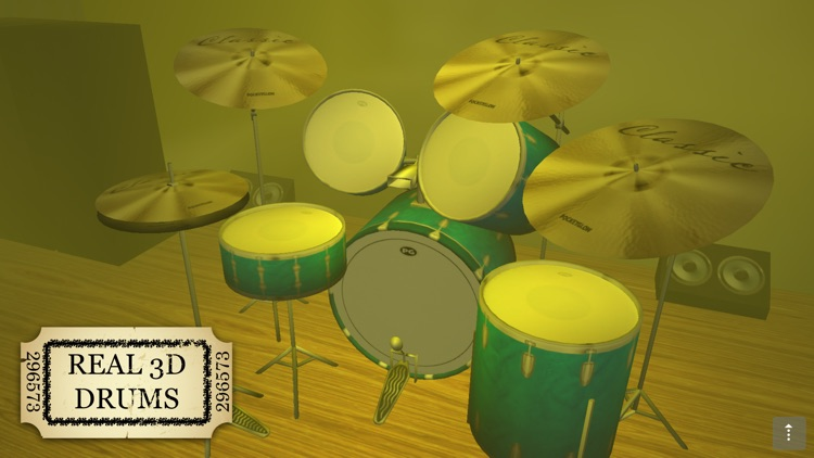 Spotlight Drums Pro ~ The drum set formerly known as 3D Drum Kit screenshot-0