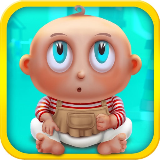 My Cute Little Baby Care Dress Up Club - The Virtual Happy World Of Babies Game Edition - Free App iOS App