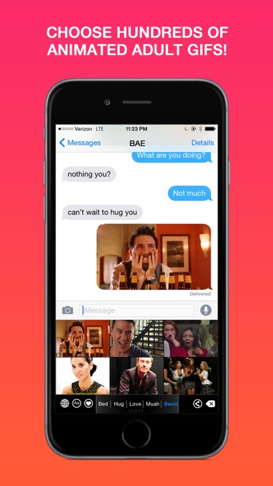 Download Animated Adult GIF Keyboard for Android