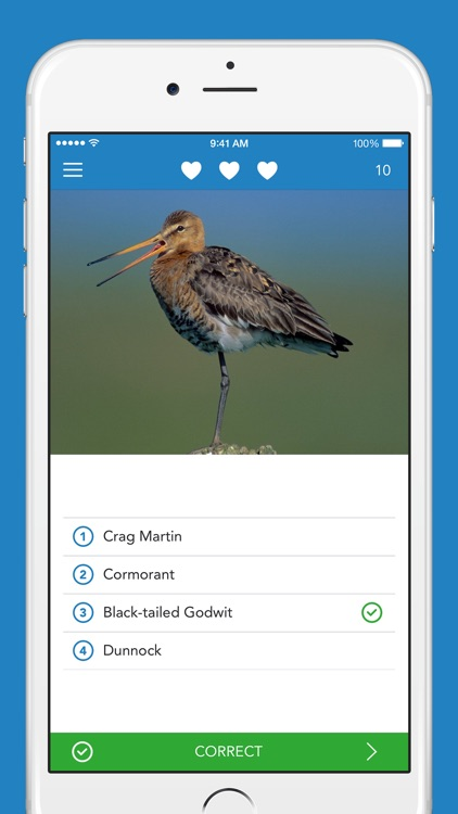iKnow Birds 2 PRO - The Field Guide to the Birds of Europe screenshot-3