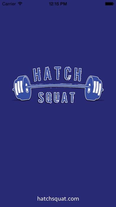 Hatch Squat Calculatorのおすすめ画像1