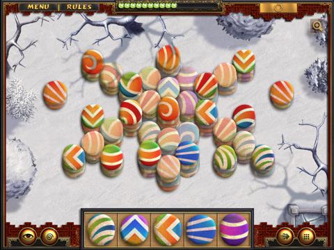 Lost Amulets: Stone Garden-ipad-2