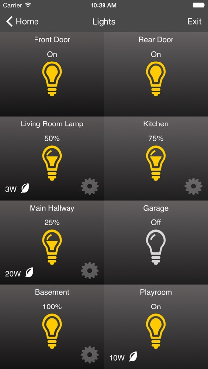 Buckeye Smart Home screenshot-3