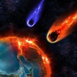 Meteorite Destroyer - Defend The Earth!