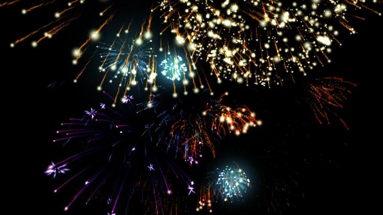 a display of fireworks free screenshot-3