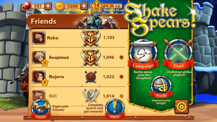 Shake Spears! screenshot-1