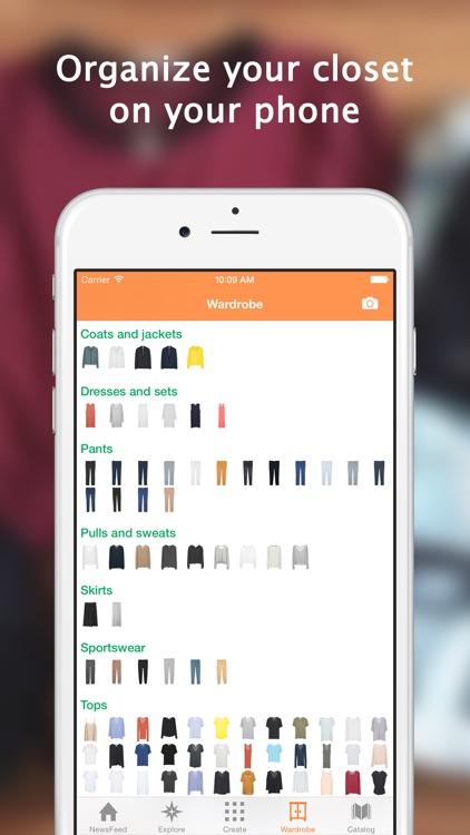 My Outfit – Virtual closet, fashion blog