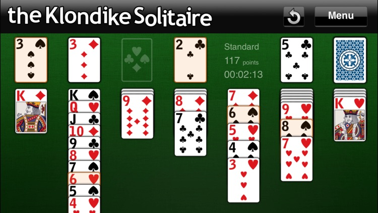 The Klondike Solitaire screenshot-0
