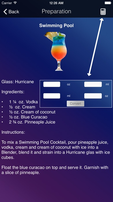 Bebidas Drinks review screenshots
