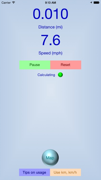 Distance Meter Professional screenshot-3