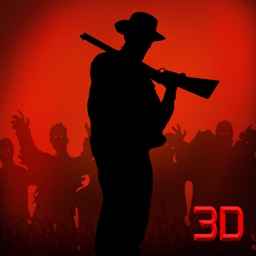 Deadly Zombie Sniper Simulator 3D: Take perfect headshots to kill undead zombies