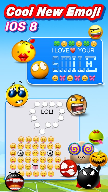 Animated 3D Emoji Free - New Animated Emojis & Emoticons Art  Keyboard screenshot-3