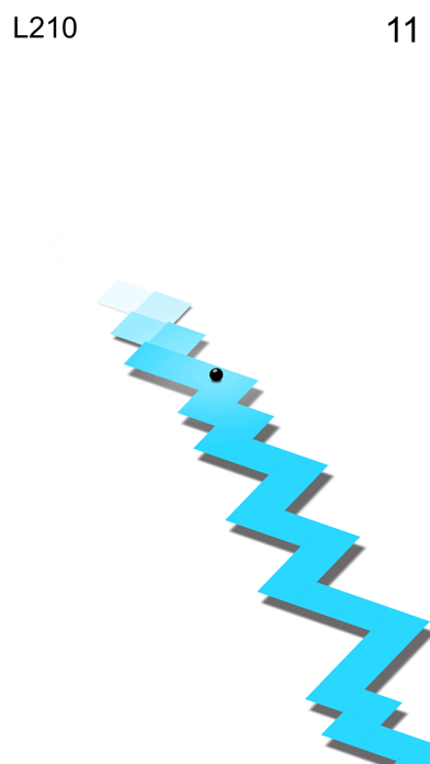 Ziggy Crash Zaga save the rushing bullet to avoid falling off screenshot four