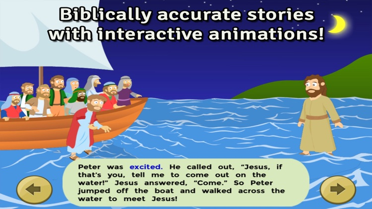 Life of Jesus: Walking on Water and Other Miracles