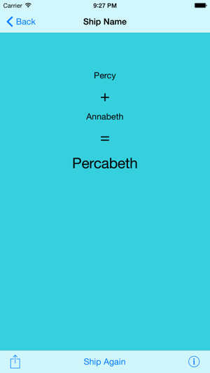 Ship Names On The App Store