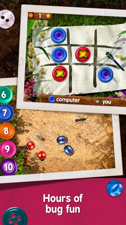 Bugs and Buttons screenshot-4