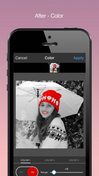 Video Color Editor - Change Video Color, Splash and Adjust Movie Clips